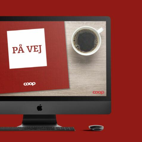 Coop - Poweroint template